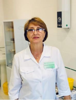 Сирота  Светлана Александровна
